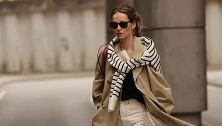 Тренд сезону – смугастий светр: як його носять трендсеттери