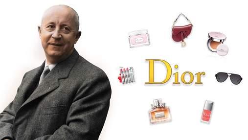 Освіта політолога, подорож в СРСР і продаж ескізів: як йшов до успіху модельєр Christian Dior