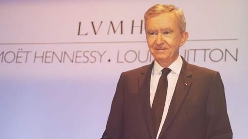 """Найбагатша людина Європи та власник Louis Vuitton може купити """"Мілан"""""""