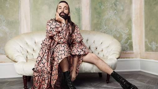 Впервые за последние 35 лет на обложке  Cosmopolitan появился мужчина