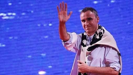 Модельєр Раф Сімонс очолив італійський бренд Prada