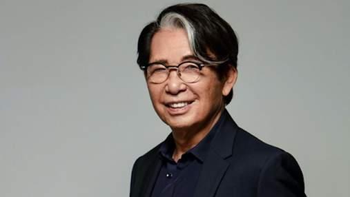 Від коронавірусу помер модельєр Кензо Такада – засновник бренду Kenzo