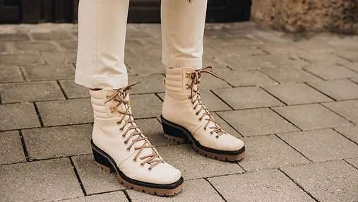 Яке взуття купити взимку: добірка стильних варіантів
