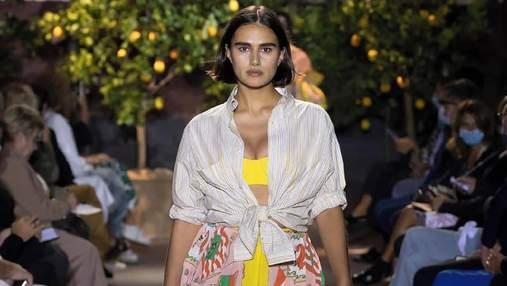 Джилл Кортлев – найпопулярніша plus-size модель: 6 стильних образів, які можна повторити
