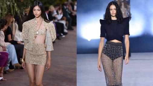 Самые лучшие юбки, представленные на Неделях моды: стильная подборка