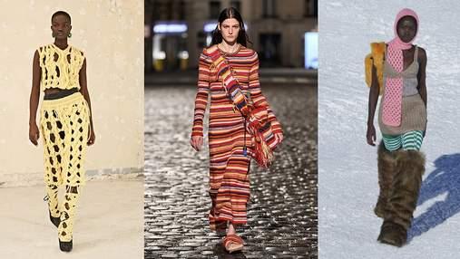 Что мы будем носить осенью: 5 трендов с Недели моды в Париже