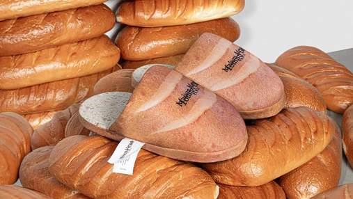 Томми Кэш создал для бренда Maison Margiela тапки в виде батонов: фото
