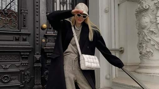 Fashion-натхнення: 9 весняних образів Леоні Ганне, які ви захочете повторити