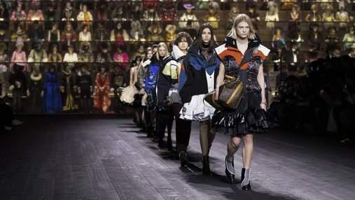 """Владелец Louis Vuitton и Dior продает остатки роскошных тканей за """"смешную"""" цену"""