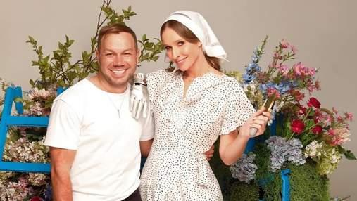 Звездная коллаборация: Андре Тан и Катя Осадчая анонсировали запуск совместной коллекции одежды
