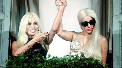 Колаборація року: що відомо про нову спільну колекцію Versace і Леді Гаги