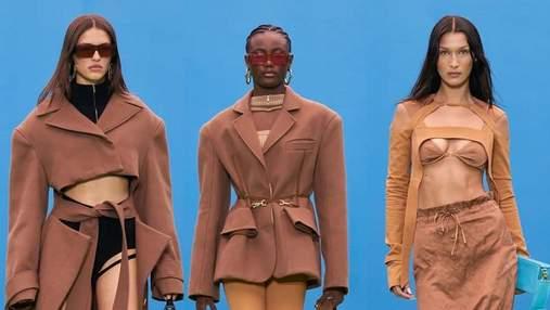 Jacquemus представил одежду из новой коллекции осень – зима 2021/22: фото