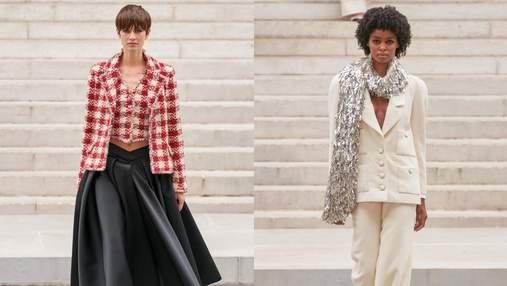 Присвячено музам: Chanel представили кутюрну колекцію осінь – зима 2021/22 – фото