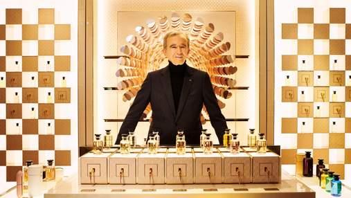 Бізнес предметів розкоші б'є рекорди: власник Louis Vuitton та Christian Dior знову найбагатший