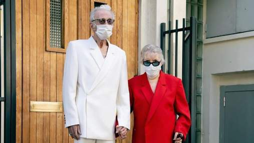 Пробирає до сліз: чоловік та дружина в похилому віці підривають мережу streetstyle-образами