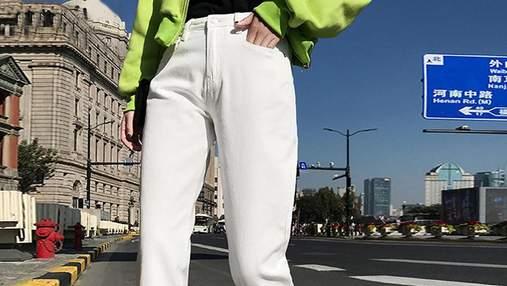 Як носити білі штани влітку: найкращі образи від модниць інстаграму