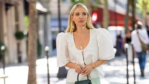 Як носити білу сорочку влітку: стильні приклади від зірок стрітстайлу