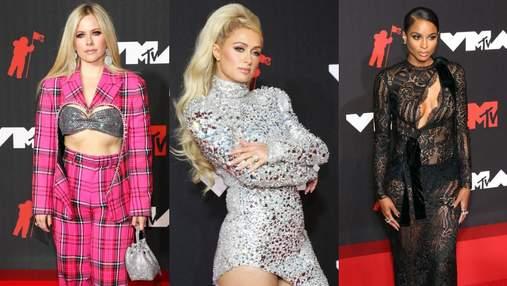 MTV Video Music Awards: образы самых известных звезд на красной дорожке – яркие фото
