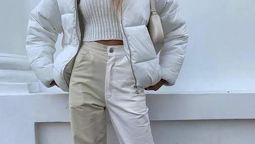 Двоколірні джинси – найстильніший елемент гардеробу цієї осені: огляд трендових речей