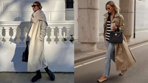 Який верхній одяг ніколи не виходить з моди: 8 модних елементів гардероба