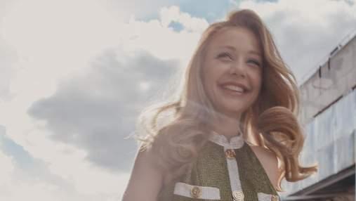 Тина Кароль показала образ за 48 тысяч гривен: фото в мини-платье от Balmain