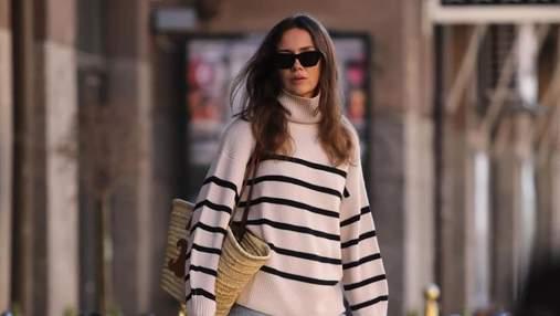 Які светри носити в холодну пору: цікаві варіанти показують скандинавські модниці