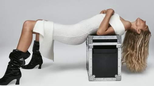 Эльза Хоск стала лицом осенней коллекции бренда 4th & Reckless: удивительные фотографии