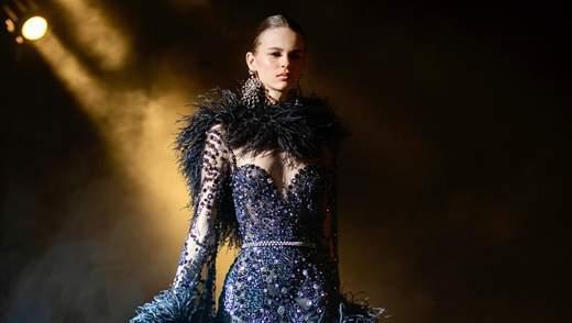 Безупречные платья на миллион: Elie Saab представил кутюрную коллекцию