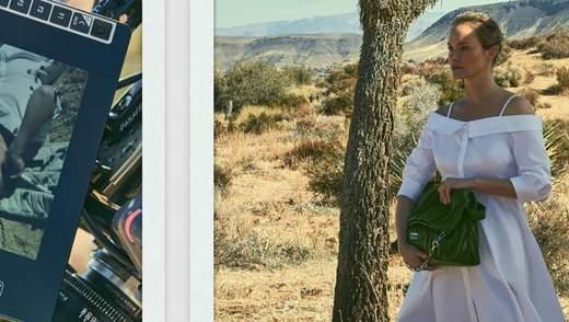 Ембер Валетта і Karl Lagerfeld випустили сумки з кактусів: фото